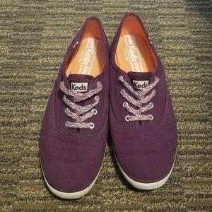 Purple Keds